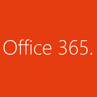 MS Office 365 (Word, Excel, Outlook, PowerPoint)